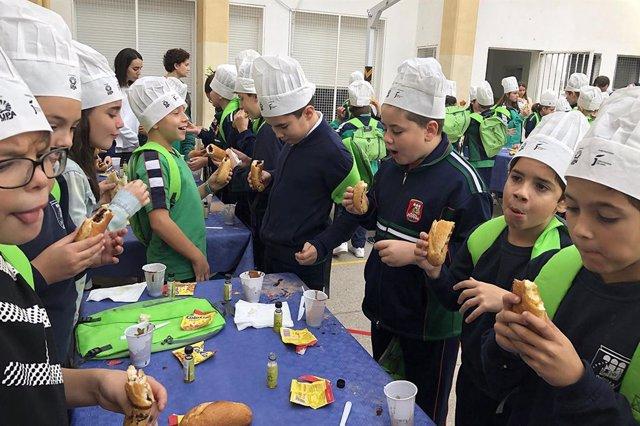 Jaén.- UPA y Diputación llevarán las bondades del aceite de oliva a un millar de
