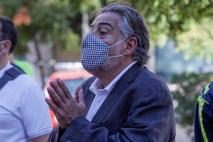 """Pepu Hernández lamenta que Almeida pida cuentas al Gobierno y no coherencia a la Comunidad por su """"guirigay"""""""