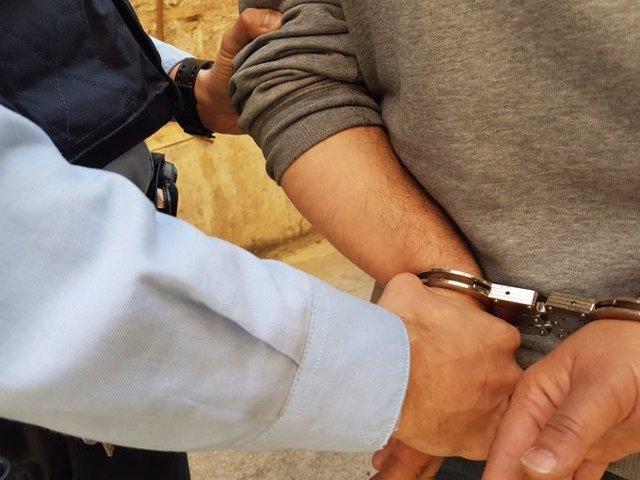 Arrest, foto d'arxiu.