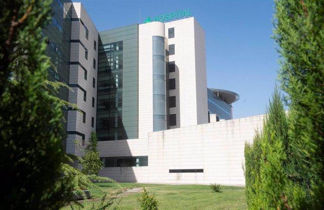 Hospital Universitario San Cecilio, ubicado en el Parque Tecnológico de la Salud (PTS), en imagen de archivo