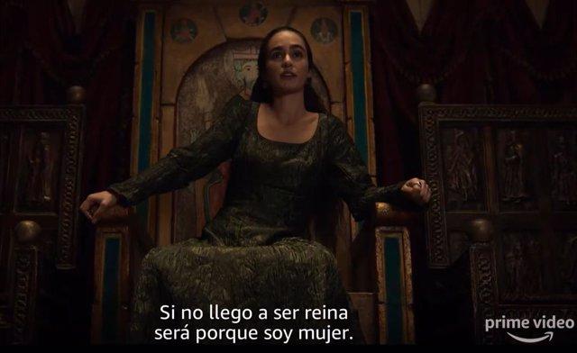Las reinas reivindican su poder en el nuevo tráiler de El Cid con Jaime Lorente