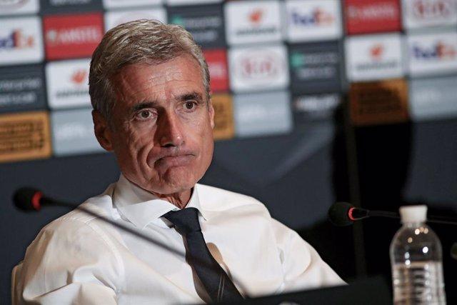 """Fútbol/Champions.- Castro: """"Estamos viviendo una pesadilla"""""""
