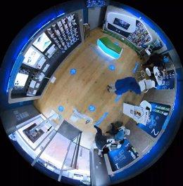 Encapuchados roban 40.000 euros de una tienda de telefonía en Boadilla del Monte