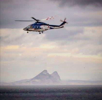 Málaga y Gibraltar estarán unidas desde fin de mes por vuelos regulares en helicóptero tres días por semana