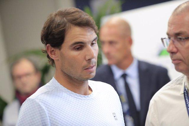 Tenis.- Nadal confirma su participación en el Masters 1000 de París-Bercy