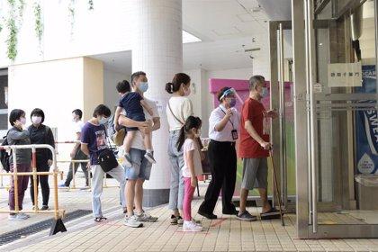 China suma once nuevos casos importados de coronavirus