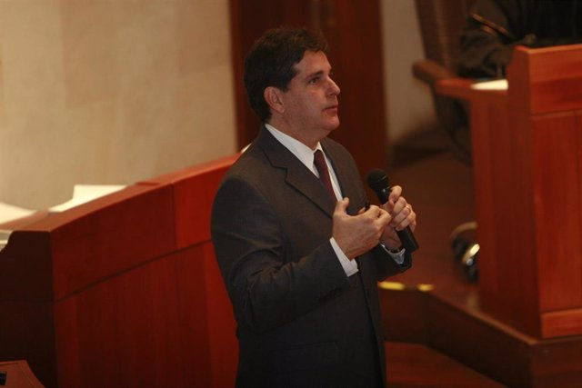 El exdirector del Das, Jorge Noguera fue condenado a 24 años de prisión por su responsabilidad en el delito de concierto para delinquir por el caso de las 'Chuzadas'