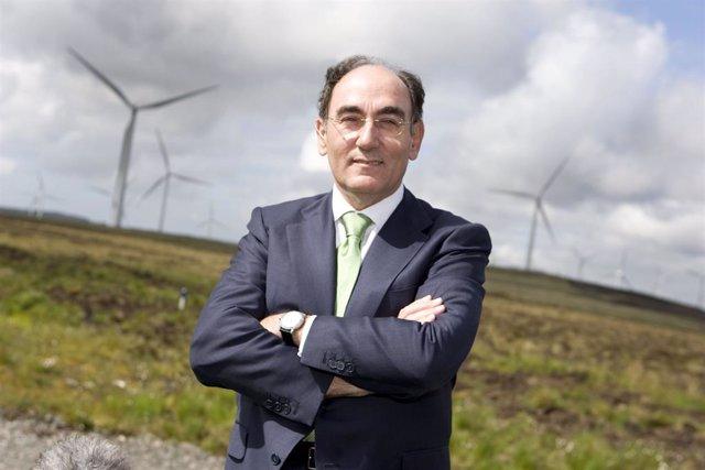 Economía.- Iberdrola eleva su beneficio un 4,7% a septiembre, hasta 2.681 millon