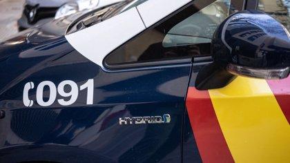 Detenido un hombre por simular el asalto y robo de su móvil y cartera en Playa del Inglés (Gran Canaria)