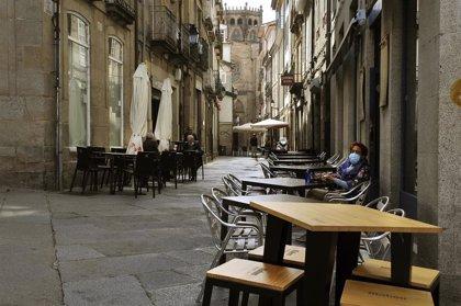 Las ventas del sector servicios caen un 16% en agosto en Galicia y la ocupación baja un 4,2%