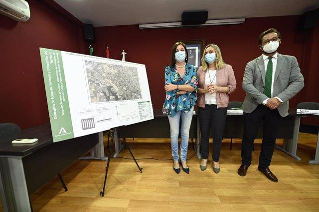 Granada.- La Junta aplicará una mezcla de material reciclado para reparar el firme de la carretera a Cájar