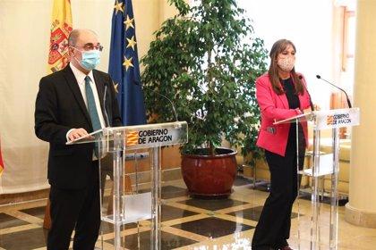 Aragón anuncia el confinamiento perimetral de Zaragoza, Huesca y Teruel desde este jueves