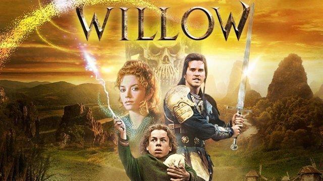Cartel de la película Willow