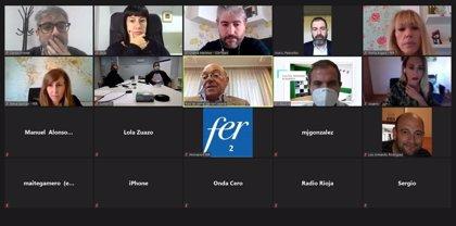 """FER y AERTIC celebran la primera misión global de las empresas TIC riojanas para """"afianzar su internacionalización"""""""