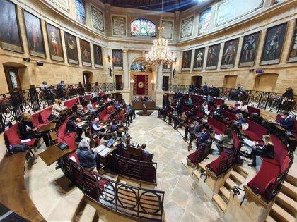 Las Juntas aprueban aumentar los límites de endeudamiento de Interbiak y Palacio Euskalduna ante la crisis por la covid