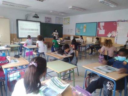 La APM imparte clases de Periodismo a más de un millar de escolares