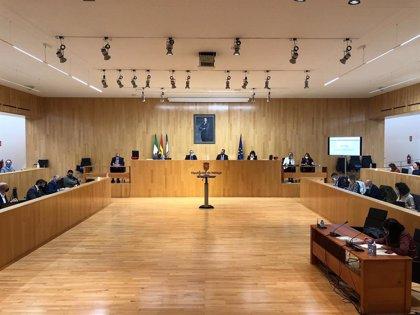 Diputación de Málaga aprueba la Concertación, que eleva los fondos incondicionados para los municipios a 10,4 millones