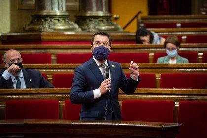 Aragonès no aclara si irá a la Conferencia de Presidentes donde el Govern pedirá gestionar fondos europeos