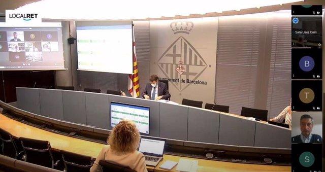 La Comissió de Presidència, Drets de Ciutadania, Participació, Seguretat i Prevenció de l'Ajuntament de Barcelona