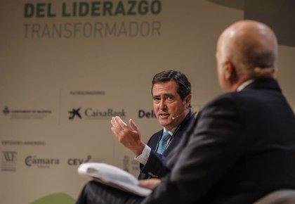 """Garamendi no se opone al toque de queda pero rechaza """"cierres masivos"""" como el de la hostelería en Cataluña"""