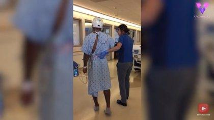 Este hombre desafía las probabilidades y se presenta a Ninja Warrior después de una lesión cerebral
