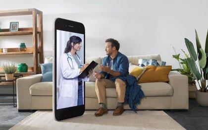 Telefónica lanza su servicio Movistar Salud junto a Teladoc