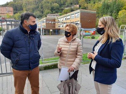 """El PP advierte de la situación """"límite"""" que sufre la escuela rural en el Suroccidente asturiano"""