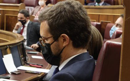 """El PP no concreta su voto pero arremete contra la iniciativa """"inútil"""", """"inoportuna"""" y """"falsaria"""" de Vox"""