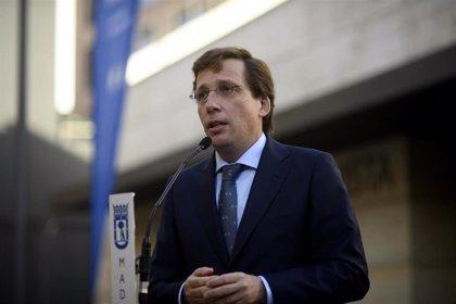 """Almeida llama a """"reforzar"""" España y """"la arquitectura institucional"""" para dejar atrás la crisis del Covid"""