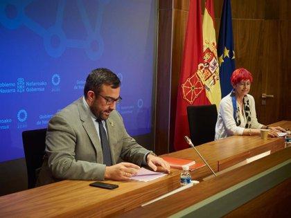 """El Gobierno dice que valoró aplicar el toque de queda en Navarra y ve """"positiva"""" cualquier medida contra el virus"""