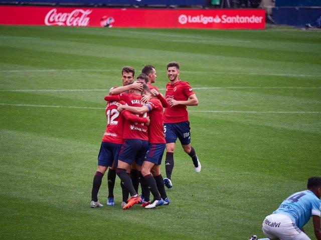Fútbol.- Pamplona concederá la Medalla de Oro de la ciudad a Osasuna por su cent