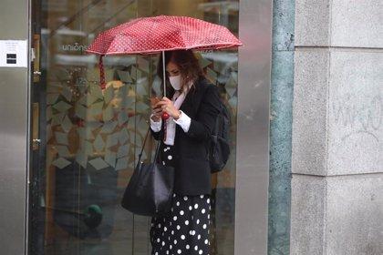 Ampliada la alerta amarilla por lluvias en el norte de Cáceres, el sur de Badajoz, Tierra de Barros y La Serena