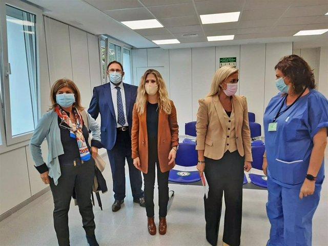 Nota De Prensa: La Junta Invierte Este Año En La Sanidad Algecireña Cerca De Tres Millones De Euros