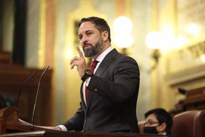 La moción de censura de Vox en el Congreso, en imágenes