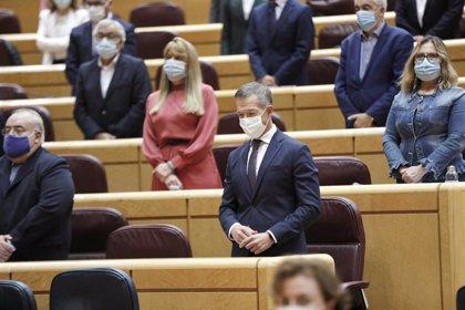El Senado acuerda la creación de una Comisión Mixta para evaluar la pandemia con el apoyo final del PP