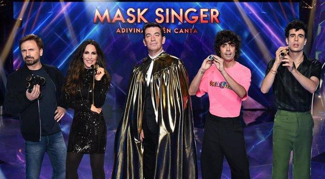 Llega 'Mask Singer', nueva gran apuesta de Antena 3
