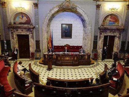 """La oposición de València urge un plan decidido de reactivación y el PSPV ofrece una """"tregua política"""""""