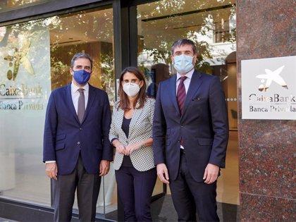 CaixaBank abre un nuevo centro de banca privada en Zaragoza