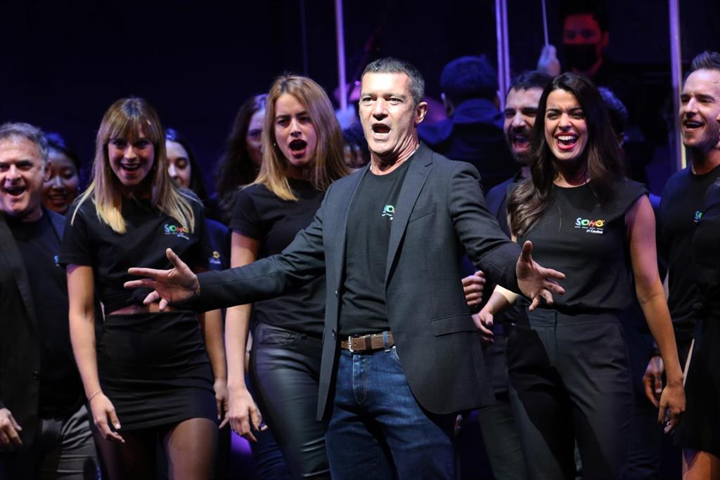 Antonio Banderas estrenará el musical 'Company' en 2021 en el Teatro del Soho de Málaga 3