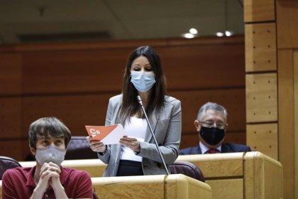 El Senado, con apoyos del PSOE y PP, aprueba una moción de Cs para instar al Gobierno a crear un comité de expertos