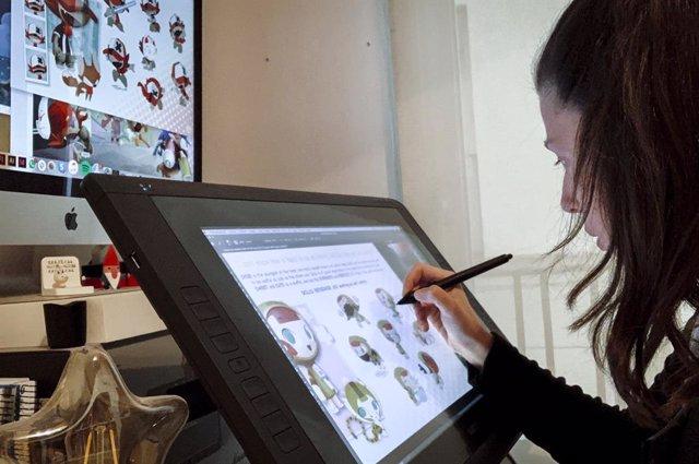 Las mujeres siguen teniendo poca o nula representación enpuestos directivos en el sector de la animación