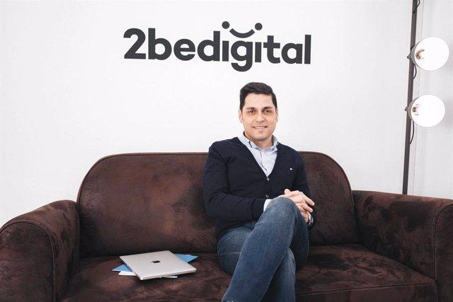 Pablo Borrás, CEO de 2bedigital.