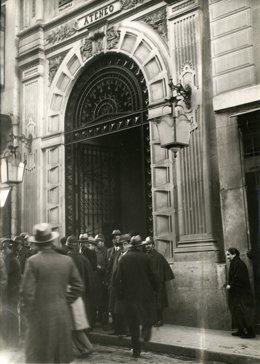 Imagen del Ateneo en 1931