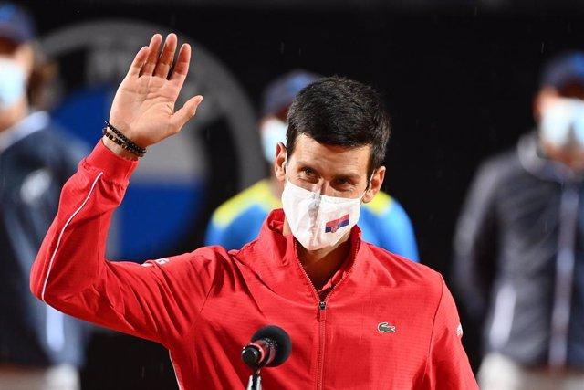 Tenis.- Djokovic renuncia al Masters 1.000 de París porque no influirá en su ran