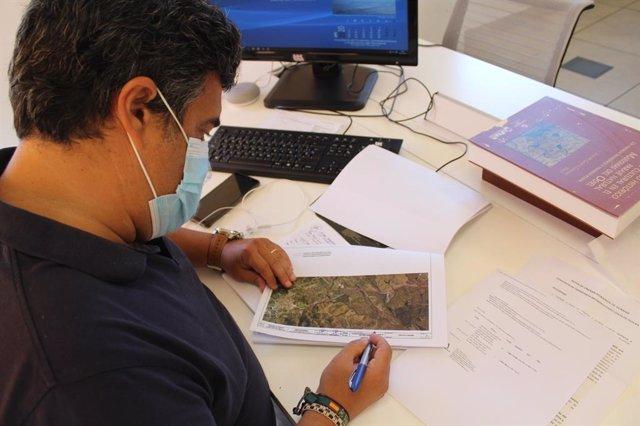 El delegado de Fomento, Infraestructuras y Ordenación del Territorio en Huelva, José Manuel Correa, en una imagen de archivo.