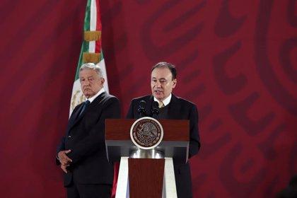 México.- Dimite el ministro de Seguridad de México para presentarse a gobernador del estado de Sonora