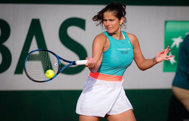 Tenis.- La alemana Julia Goerges anuncia su retirada a los 31 años