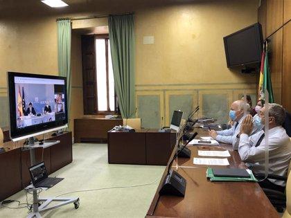 Andalucía pide al Gobierno más coordinación y directrices comunes ante la evolución de la pandemia en universitarios