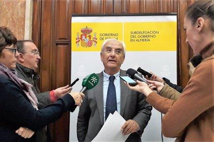 """Subdelegación condiciona el envío de más Guardia Civil a Los Gallardos a las """"medidas especiales"""" de Junta ante el covid"""