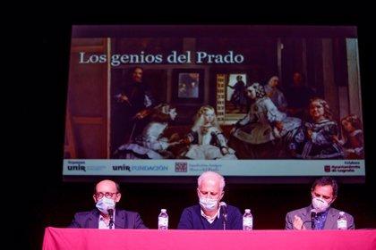 El conservador del Museo del Prado, José Juan Pérez Preciado, inaugura el curso 'Los genios del Prado' de Fundación UNIR